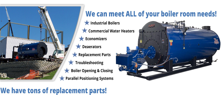 Boiler Room Replacement Parts
